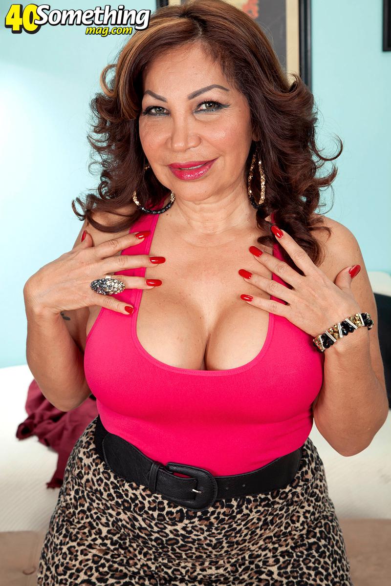 big tit latina mom -