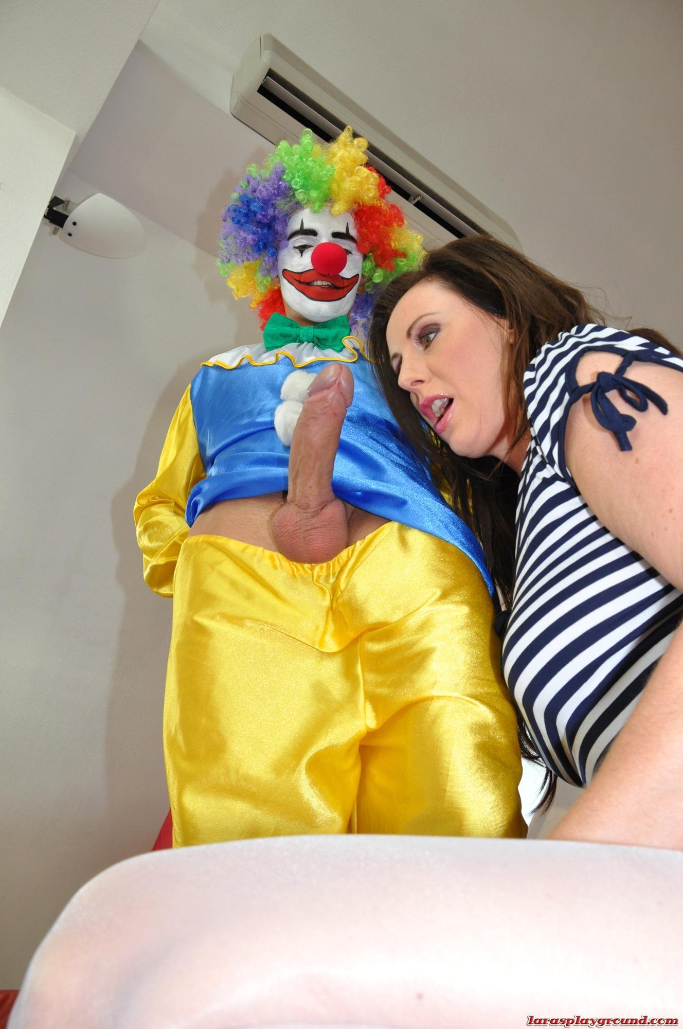 Clown Fuck -